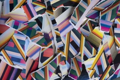 Fragmented Horizons 4